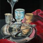0-CV-TUBES---Acrylique---1985-'Le-plateau-d'argent'