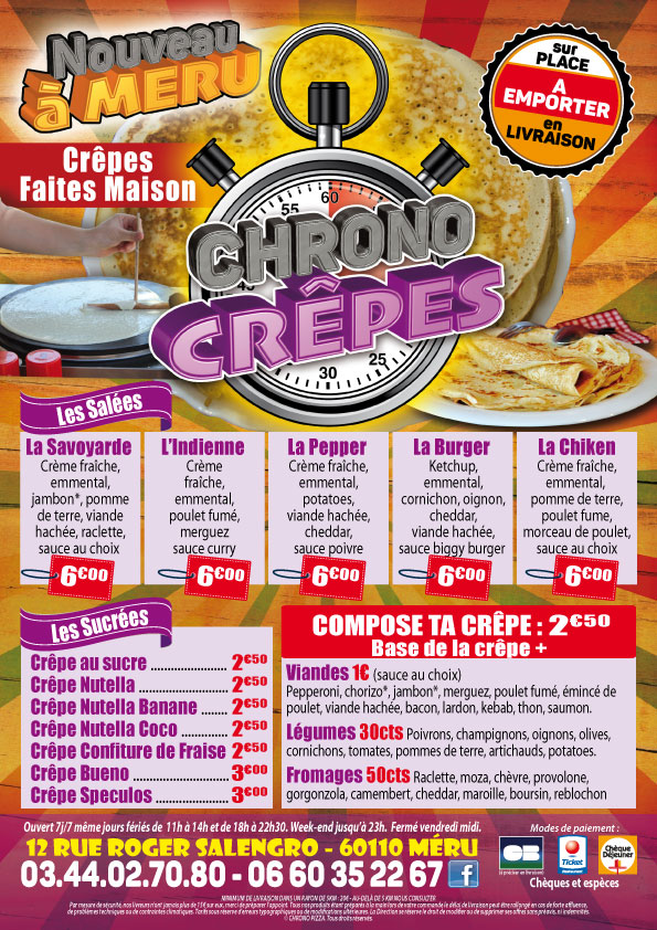 Chrone-Crepes